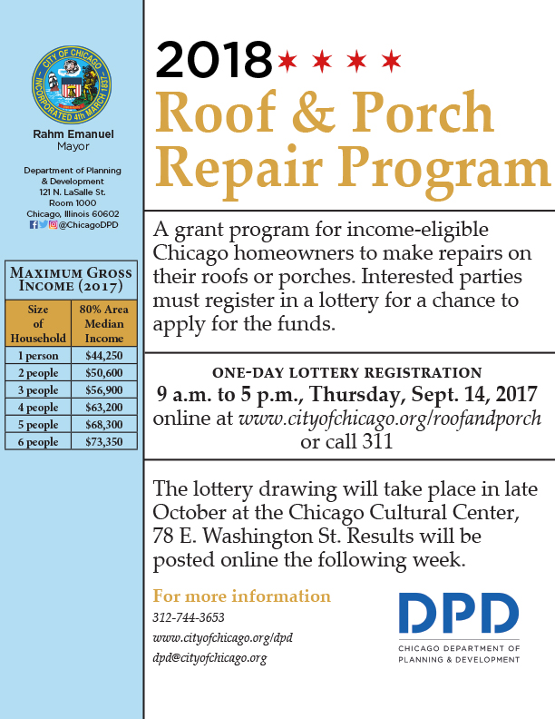 2018 rood and porch repair 07.17.17
